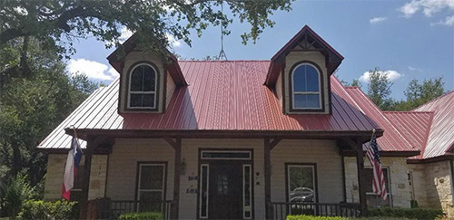 Metal Roofing My Roofing Cleburne Tx Roofers