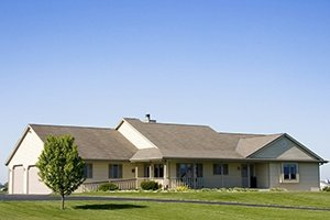Rural Home Residential Roofing